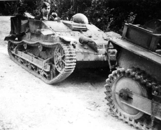 Vehiculos y Tanques capturados por los Alemanes Renaul17