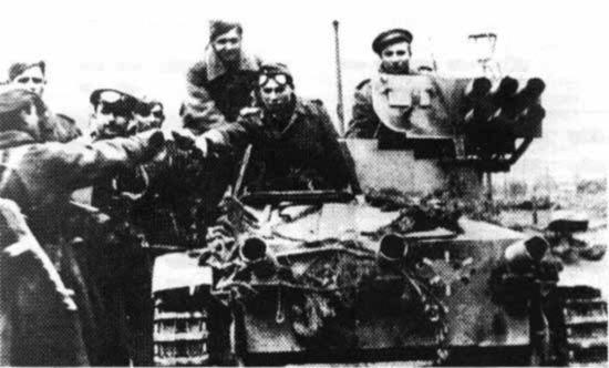 Vehiculos y Tanques capturados por los Alemanes Renaul19