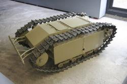 """Vehículos """"curiosos"""" de la SGM Sdkfz310"""