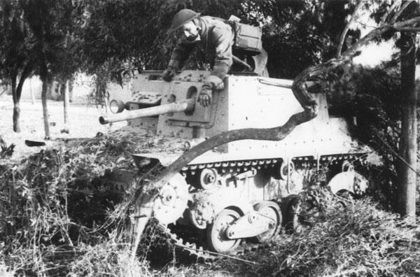 Vehiculos y Tanques capturados por los Alemanes Semove11