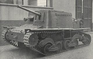 Vehiculos y Tanques capturados por los Alemanes Semove12