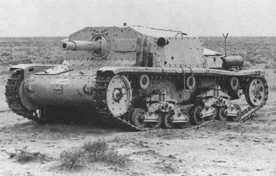 Vehiculos y Tanques capturados por los Alemanes Semove13