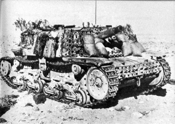 Vehiculos y Tanques capturados por los Alemanes Semove15