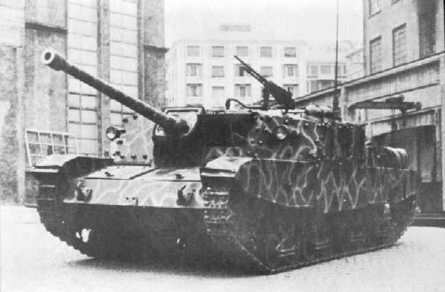 Vehiculos y Tanques capturados por los Alemanes Semove21