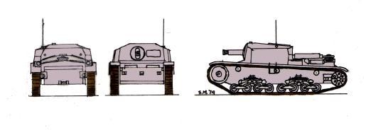 Vehiculos y Tanques capturados por los Alemanes Semove24