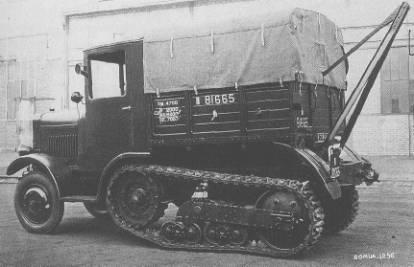 Vehiculos y Tanques capturados por los Alemanes Somua_10
