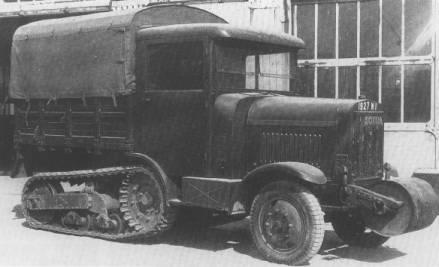Vehiculos y Tanques capturados por los Alemanes Somua_11