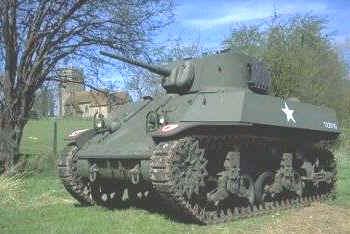 Vehiculos y Tanques capturados por los Alemanes Stuart10