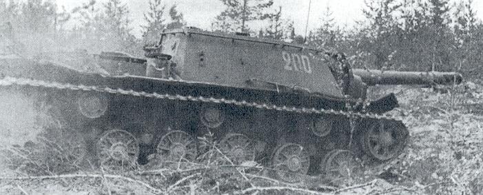 Vehiculos y Tanques capturados por los Alemanes Su15210