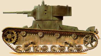 Vehiculos y Tanques capturados por los Alemanes T-2610