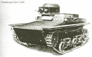 Vehiculos y Tanques capturados por los Alemanes T-37a10