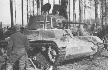 Vehiculos y Tanques capturados por los Alemanes T26x3910