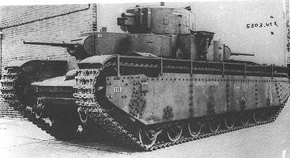 Vehiculos y Tanques capturados por los Alemanes T35_111