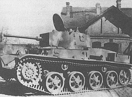 Vehiculos y Tanques capturados por los Alemanes Toldii10