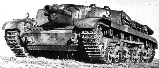 Vehiculos y Tanques capturados por los Alemanes Zrinyi10