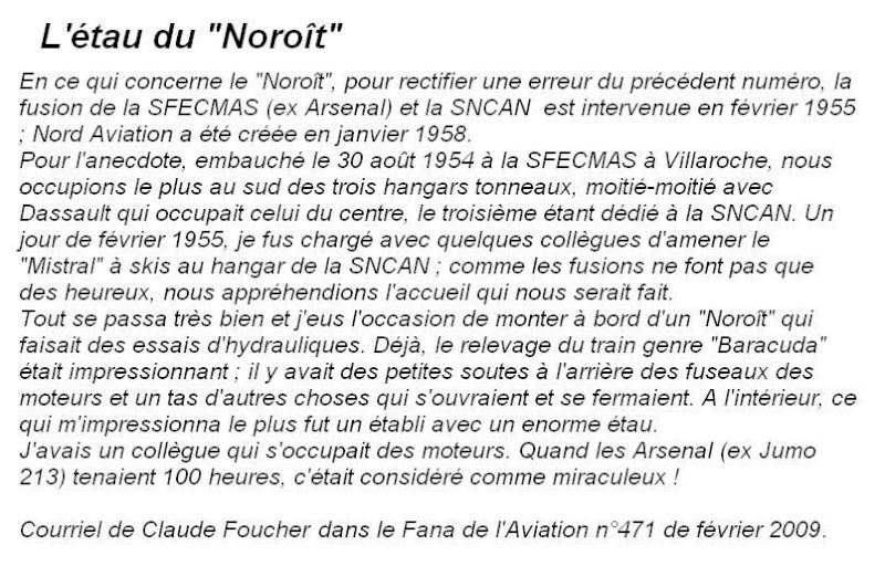 """[Les anciens avions de l'aéro] AMPHIBIE SNCAN NORD 1402 """"Noroit"""" Noroit13"""