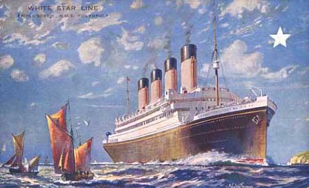 RMS Homeric, le 3ème jumeau de Titanic Olympi10