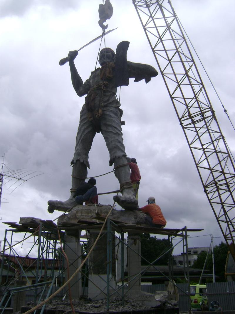Hari Terakhir Patung Pattimura Dsc03126