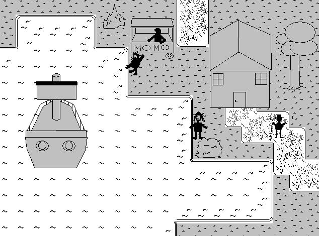Barbir le pirate Screen11