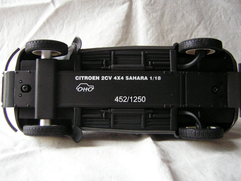 "2 CV Sahara ""Ottomobile ref. : OT072"" Dscn3537"