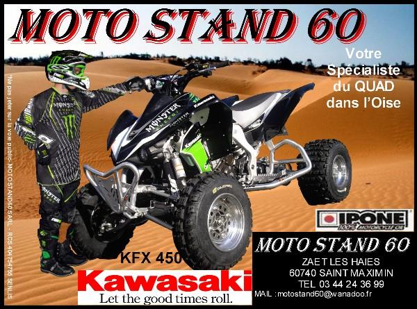 Nouveau KFXiste de l oise Moto-s11