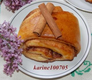 Kanelbullar (brioche Suèdoise à la cannelle) Kanelb10