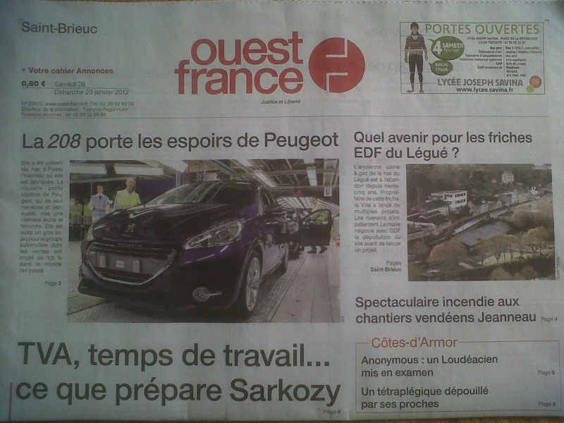 2012 - [Peugeot] 208 - berline [A90/1] - Page 3 Img00511