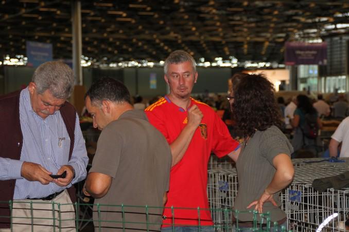en dehors des rings ....mondiale 2011 Mondia21
