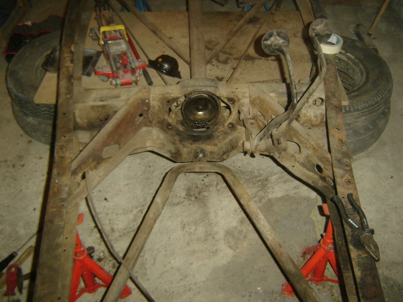 Vente pièce Ford 32-Vente pièce 1-Châssis-VENDU Dsc06818