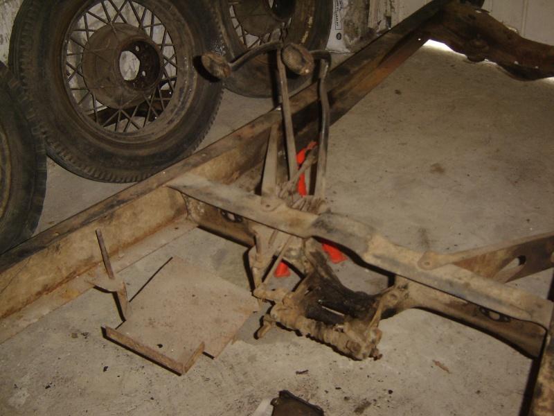 Vente pièce Ford 32-Vente pièce 1-Châssis-VENDU Dsc07020