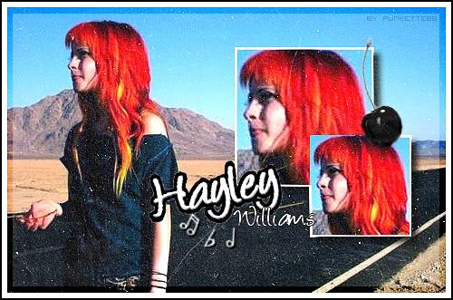 Punkette88's Gallery ! Hayley13