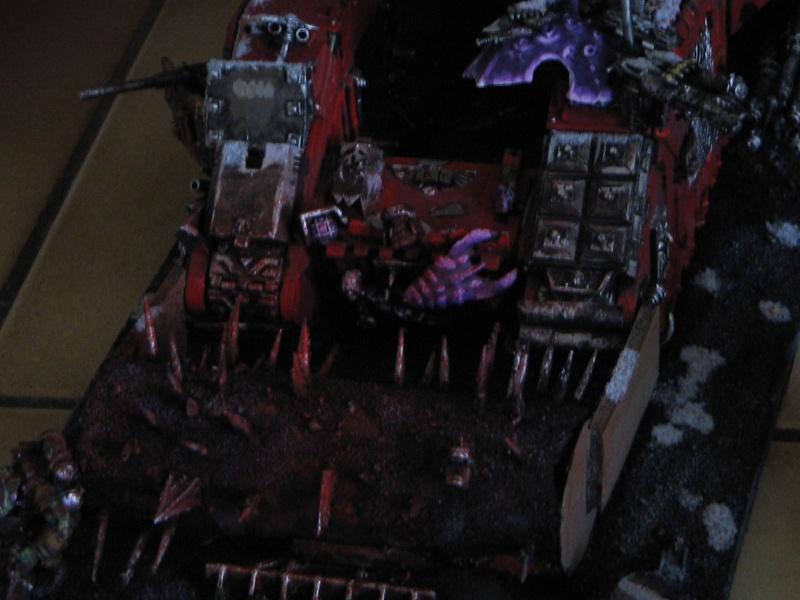 "[W40K / Orks] La Waaagh ""Kill'Wolves"". Img_2837"