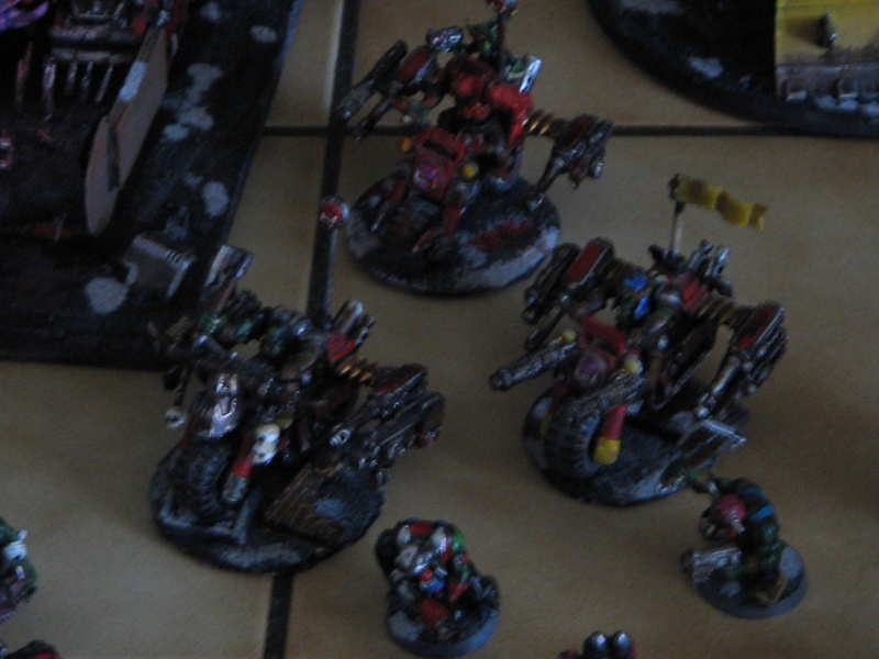 "[W40K / Orks] La Waaagh ""Kill'Wolves"". Img_2839"
