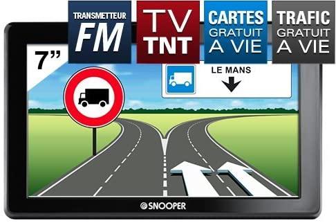 Vends GPS Sooper Serie 8000 - DB8500PL Snoope10