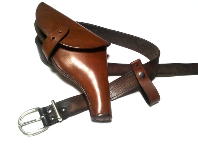 """Holster """"Indiana"""" suite... Indian12"""