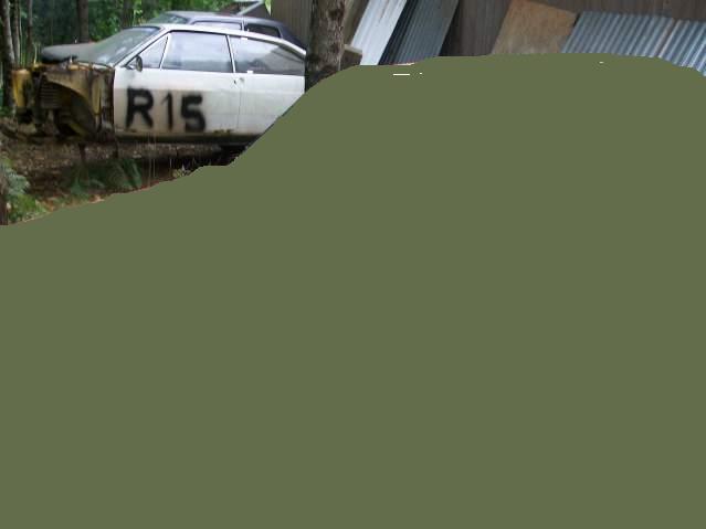 Photos de R15 & R 17 en arrière plan Boulan10