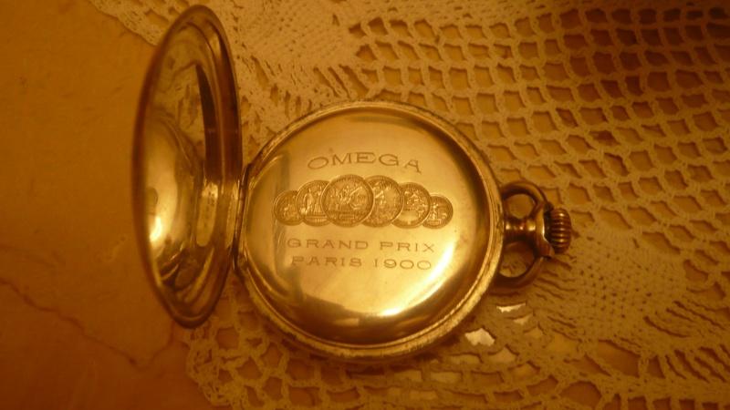 Ma  Plus Vieille Omega de poche P1020910
