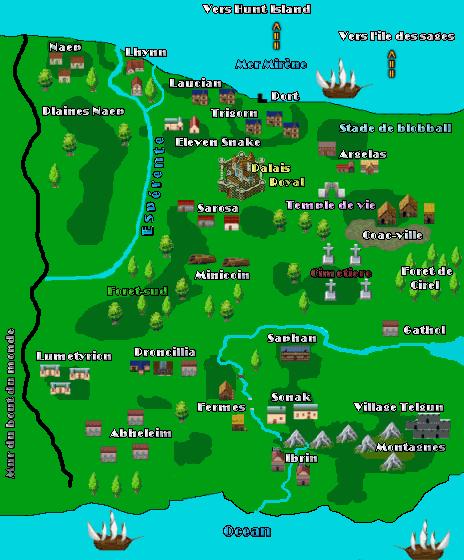 [ Projet ] Carte du monde de Vesperae - Page 2 Cartes10