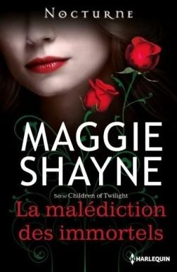 SHAYNE Maggie - CHILDREN OF TWILIGHT - Tome 2 (ou 18) : La malédiction des immortels La-mal10