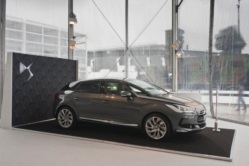 [EXPOSITION] Citroën au salon du Bourget 04669810