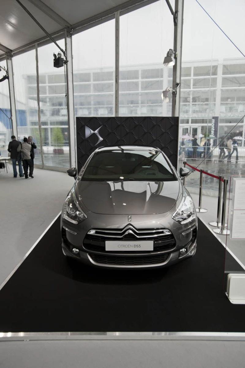 [EXPOSITION] Citroën au salon du Bourget 04670010