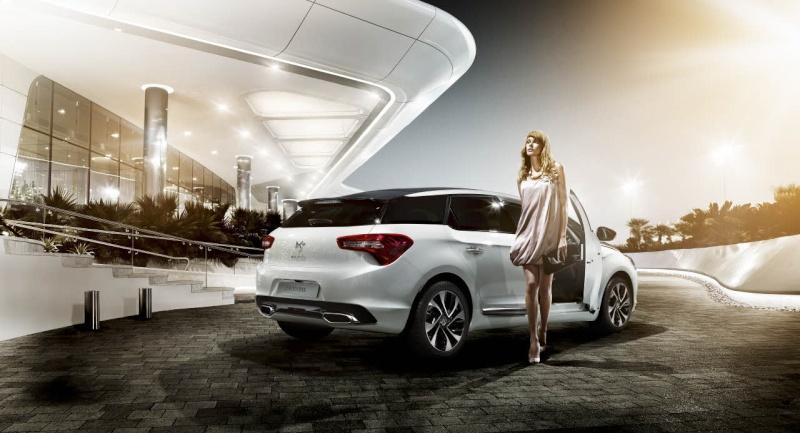 [Galerie] Photos officielles Citroën DS5 05732010