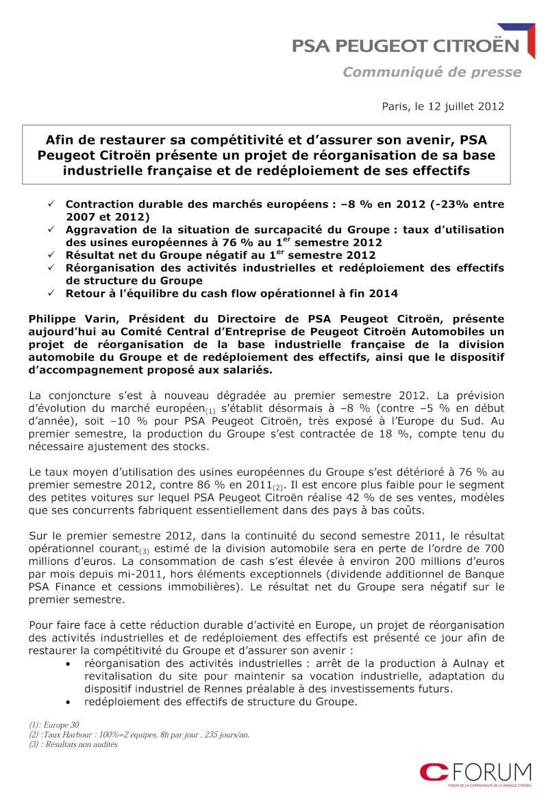 [INFORMATION] Les usines PSA en Europe - Page 2 2012-110