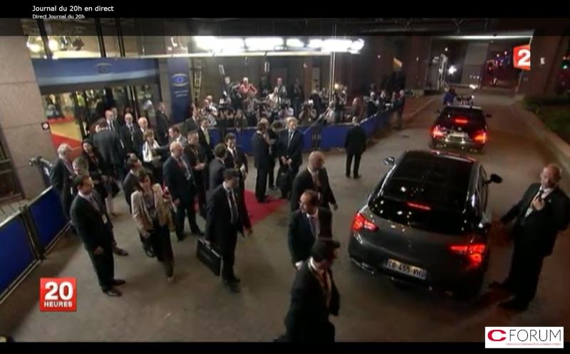 [EVENEMENT] La DS 5, voiture présidentielle - Page 9 20120510