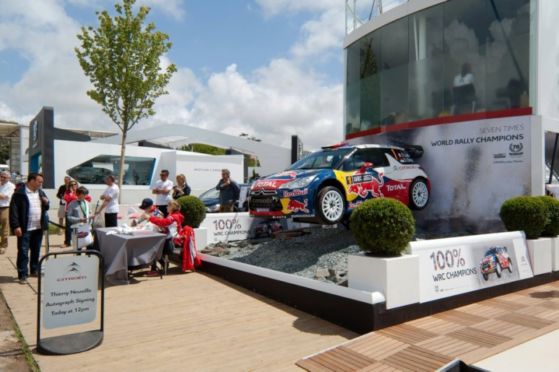 [EXPOSITION] Festival of Speed - Goodwood 2012 37677710