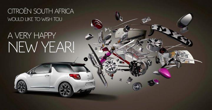 [VOEUX 2012] Nouvel an de Citroën dans le monde... 39015110