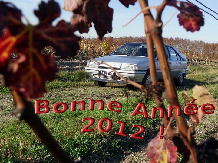 [VOEUX 2012] Nouvel an de Citroën dans le monde... 39755110