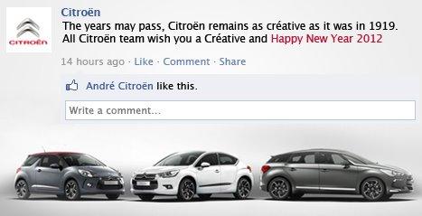 [VOEUX 2012] Nouvel an de Citroën dans le monde... 40225610