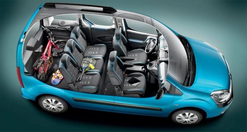 [FACELIFT 2012] Citroën Berlingo [B09] - Page 2 42411510