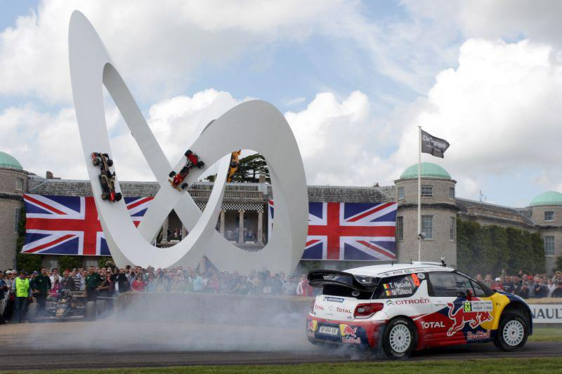 [EXPOSITION] Festival of Speed - Goodwood 2012 53447911